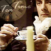 Black Adder Tea Time