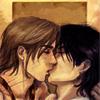 HP: Remus/Sirius kiss