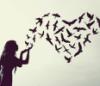 Сердце из птиц