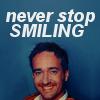 Daphne: Matthew M: Never Stop Smiling
