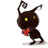 heartless with hearts; KH