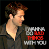 misha - I wanna do bad things with you
