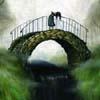 с моста