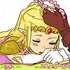zelda, sleepy