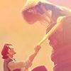 Flynn & Rapunzel (Tangled)