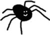 spider, 7 leg, паук, семь ног