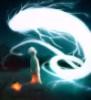 дракон, видение света