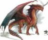 Red, Dragon, European