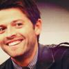Emily: Misha - smiling