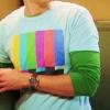 BBT: Sheldon's arm