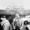 Valderys: SJA - Luke/Clyde - don't forget me