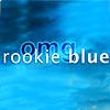 OMG ROOKIE BLUE