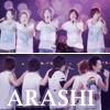 さっちゃん: {嵐} 五色 - Together4ever