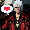 Dante: ♥