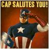 ljc: avengers (cap salutes you)