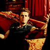 Frances: TVD - Stefan - come at me bro