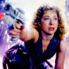 Doctor Who - River got a gun
