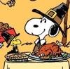 Snoopy Tksgivng