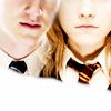 dramione school ties