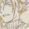 Cloud Strife ☼ Ex-SOLDIER: that flows within my veins