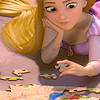 puzzled 'til her puzzler was sore