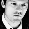 thoughtsickles: Cas black and white