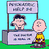 peanuts the dr is in