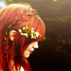Gini: red hair