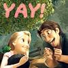 Katie: yay