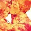Forehead kiss [APH]