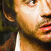 robert downey jr stubble puppy