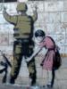 девочка и солдат