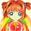 css; sakura; rainbow key