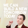 Jude: tbbt; sheldon builds a better tomorrow