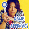 『Gina』: kame_kame approves