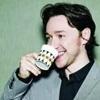 James - tea cup