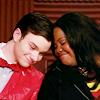 With Kurt (Cuddles)