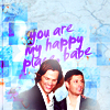You're my happy place (j2)