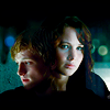 movie // hunger games // peeta and katni