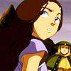 Katara posting in Avatar the Last Airbender Dressing Room.