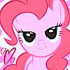 Pinkie Pie - heart