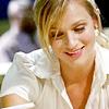 White shirt - smile