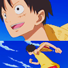1000dreamers: Luffy // ONE DAY