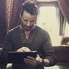 Sanctuary: Henry - iPad