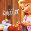 Tangled: Knitting