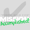 Podfic Mission: Accomplished