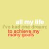 I'ma dreamer