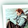 hermione leyendo