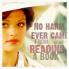 The Mummy - No Harm from Reading a Book