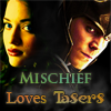Mischief Loves Tasers: A Darcy and Loki Community
